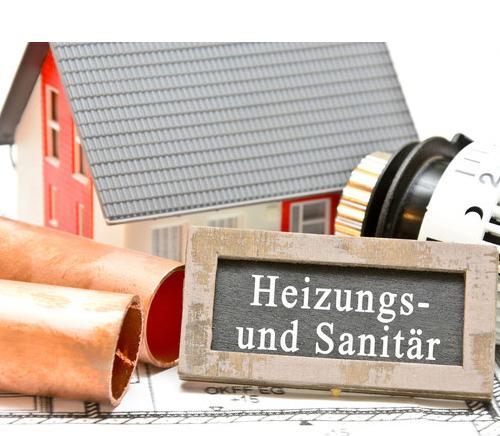 Sanitärtechnik in 71576 Burgstetten - Burgstall, Kirschenhardthof und Erbstetten